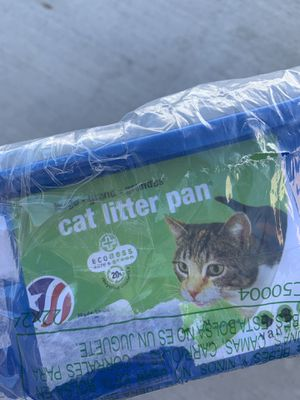 Large Cat Litter Pan for Sale in Temecula, CA
