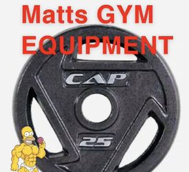 New Pair 25 Lb Olympic Weight Plates for Sale in Fort Lauderdale,  FL