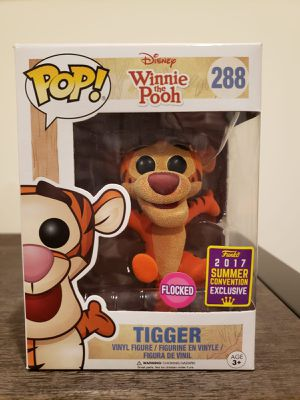 Tigger Flocked Funko POP (Bouncing) #288 for Sale in Old Westbury, NY
