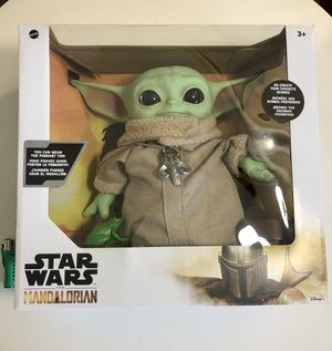 Star Wars The Child(baby yoda) for Sale in Los Angeles, CA