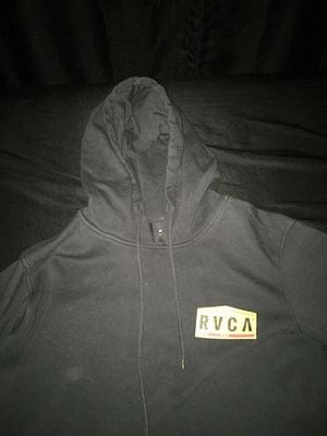 Black RVCA Hoodie (Adult Small) for Sale in Santee, CA