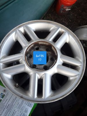 6x135 Ford 17 inch rims for Sale in GRANT VLKRIA, FL