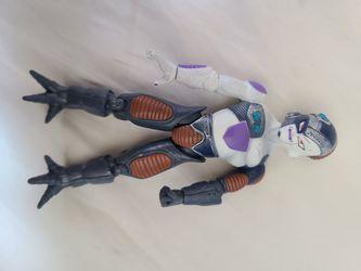 Jakks Pacific Dragonball Z Series 15 Trunks Saga Cyborg Frieza (with tail) for Sale in Corona,  CA