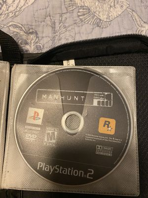 Manhunt ps2 for Sale in Kissimmee, FL