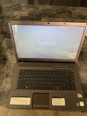 Sony vaio windows 7 laptop for Sale in Las Vegas, NV