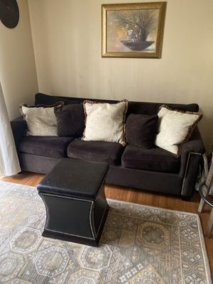 Sofa and End Table for Sale in Hyattsville, MD