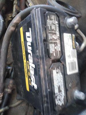 2004 Acura MDX gold battery 3 months old still under warranty for Sale in Nashville, TN