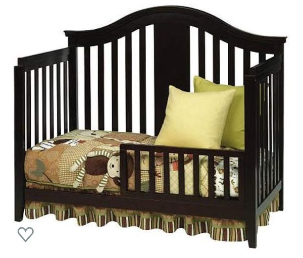 Crib organic mattress and comforter