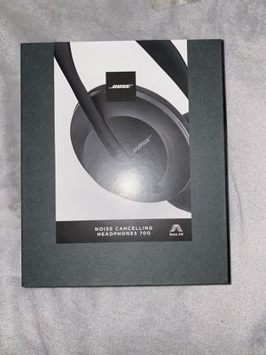 Bose 700 for $280 for Sale in Mesquite, TX