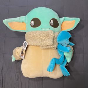 2 Foot - Baby Yoda Plushie - Target Exclusive for Sale in Syracuse, NY