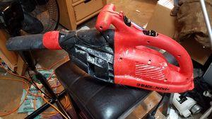 Black & Decker electric leaf blower for Sale in Dallas, TX