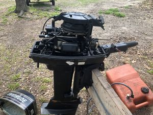 95 evinrude 6hp motor for Sale in Gaston, SC