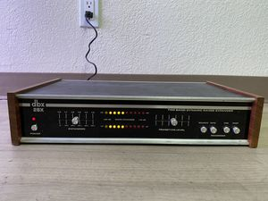DBX 2BX Two Band Dynamic Range Expander Signal Processor for Sale in Carrollton, TX