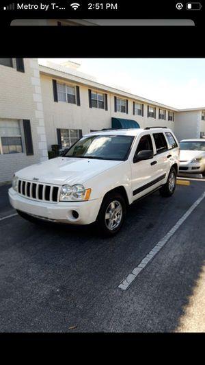 2007 Jeep grand Cherokee for Sale in Boca Raton, FL