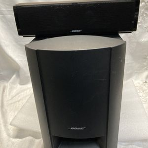 Bose CineMate 15 Home Theatre Speaker System for Sale in Whittier, CA