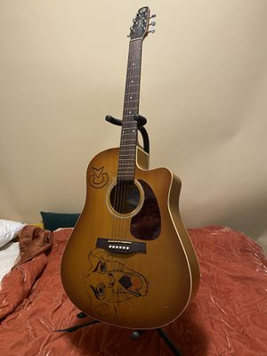 seagull entourage rustic cw Acoustic Guitar for Sale in Riverdale, GA