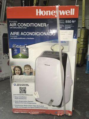Air Conditioner Portable Aire Acondicionado Honeywell 14,000Btu 550Sq. Ft for Sale in Miami, FL
