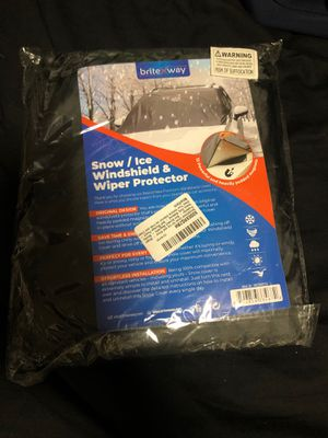 Snow/ice windshield protector for Sale in Boston, MA