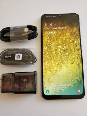 Samsung Galaxy A50, Factory Unlocked, Usable with any SIM Carrier Locally and Internationally. Excellent condition like new. for Sale in Springfield, VA