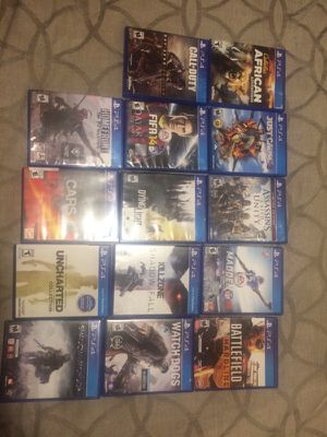 Ps4 Games for Sale in Redmond, WA