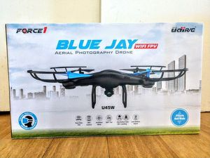 Udi Blue Jay Camera drone with 720P camera and VR support for Sale in Revere, MA
