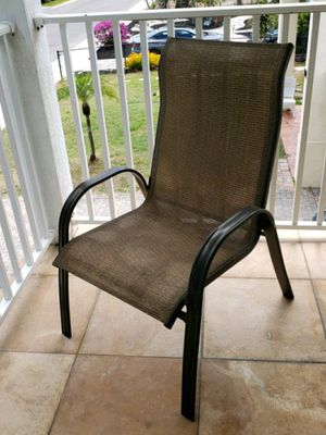 Patio chairs for Sale in Lake Worth, FL