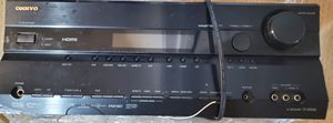Onkyo Receiver w/remote for Sale in Daly City, CA