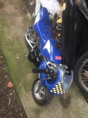 Gas Pocket Bike $300 OBO for Sale in Winchester, VA
