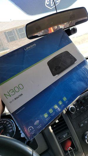 N300 WiFi ROUTER for Sale in Arlington, TX