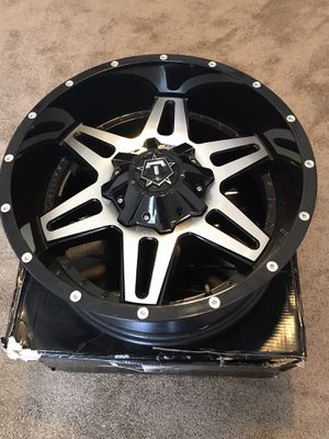 20x9 Rims Lug Pattern 5x127 for Sale in Houston, TX