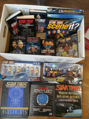 Star Trek collectibles. for Sale in Charlotte, NC