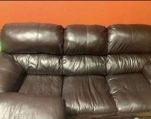 Sofa and love seat (both Furniture make an offer) for Sale in Vancouver, WA