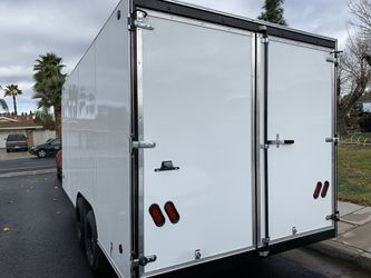 2019 Enclosed Trailer 8x16x7 for Sale in Costa Mesa,  CA