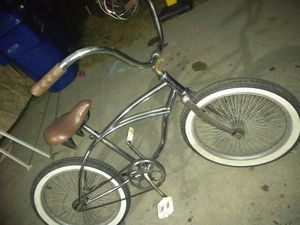 "20"" lowrider beach cruiser bike 120$ for Sale in Westminster, CA"