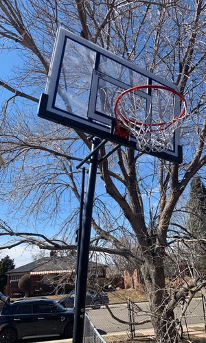 Lifetime Adjustable Basketball Hoop for Sale in Denver, CO
