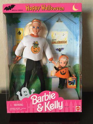 Barbie Halloween Bundle - NRFB for Sale in Chandler, AZ