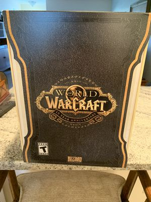 World of Warcraft 15th Anniversary Collectors Edition for Sale in Sarasota, FL