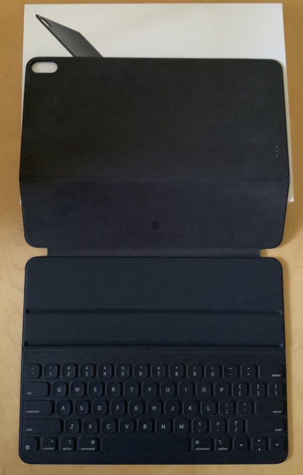 Apple iPad Pro Smart Keyboard Folio (12.9 - inch) Model A2039 MU8H2LL/A