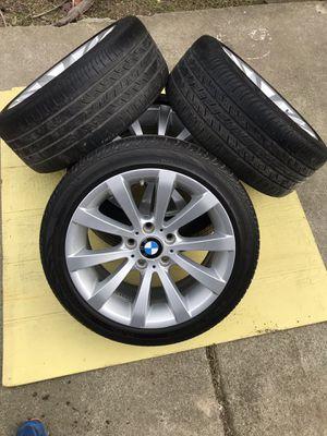 German BMW VW Audi Infiniti wheels:w tires for Sale in Sacramento, CA