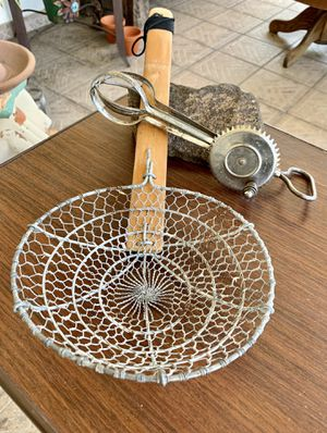 Antique Kitchen tools for Sale in Long Beach, CA