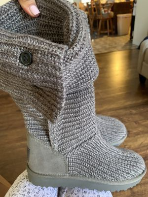 Ugg sweater boots for Sale in Oxnard, CA