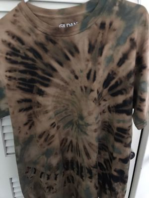 Bleach tie dye shirt size medium for Sale in Irmo, SC