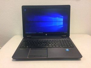 ZBook with Nvidia Quadro for Sale in San Diego, CA