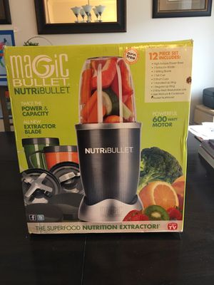 Brand new NutriBullet!! for Sale in Silver Spring, MD