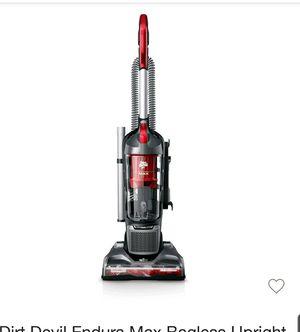 Dirt devil upright bagless vacuum new 50.00 for Sale in Bakersfield, CA