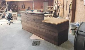Reception desk for Sale in Lexington, KY