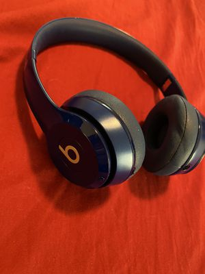 Beautiful Blue Beats Headphones for Sale in Tomball, TX