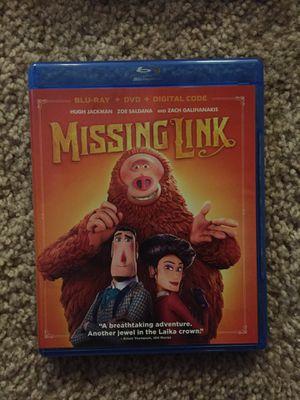 Missing Link Blu-Ray for Sale in Alameda, CA