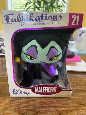 Maleficent soft sculpture by Funko for Sale in Tacoma, WA
