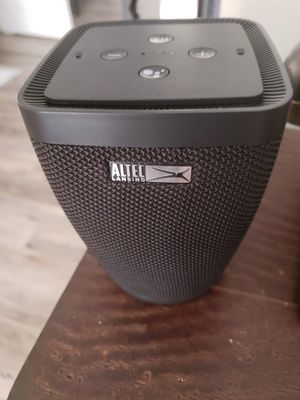 Altec google speaker live BRAND NEW for Sale in Phoenix, AZ